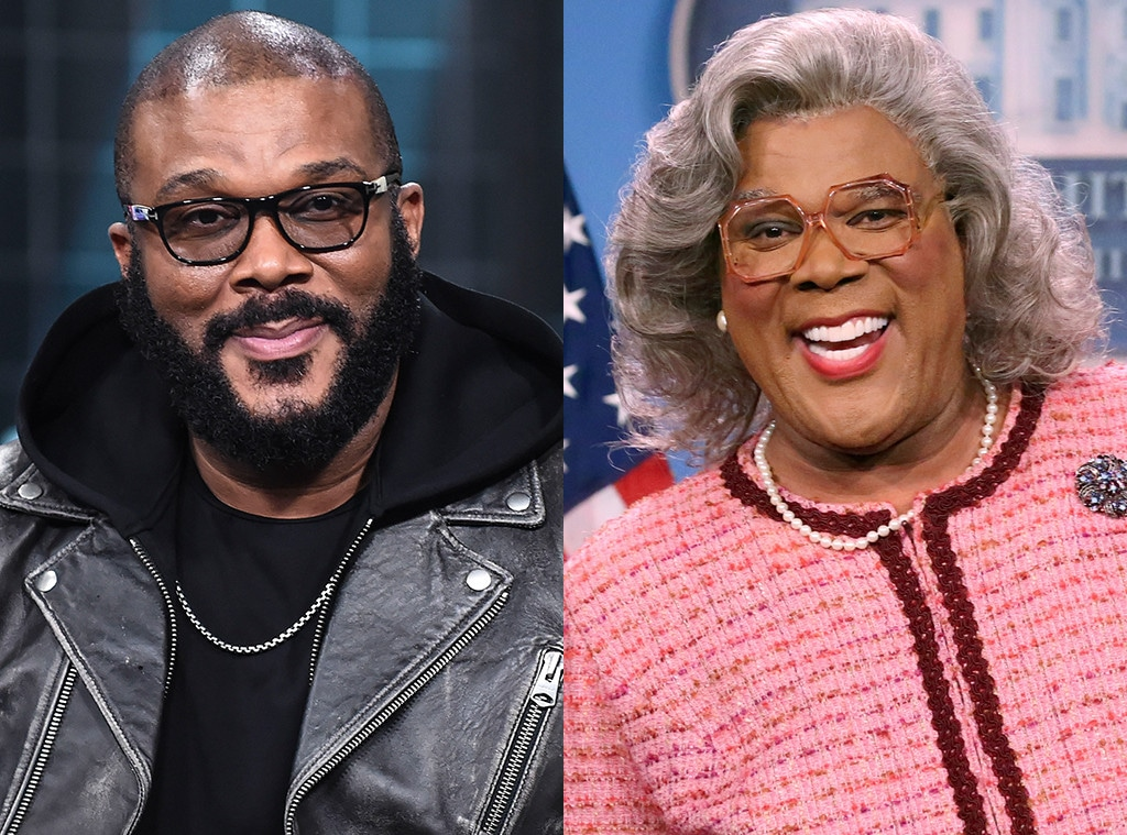 Tyler Perry, Madea
