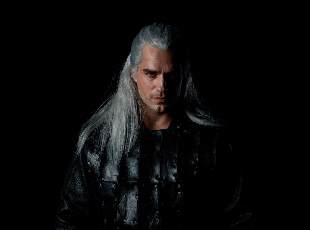 The Witcher, Henry Cavill