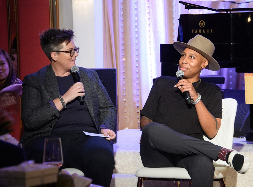 Hannah Gadsby & Lena Waithe -  The multi-talented stars settled down for a conversation about feminism and film.