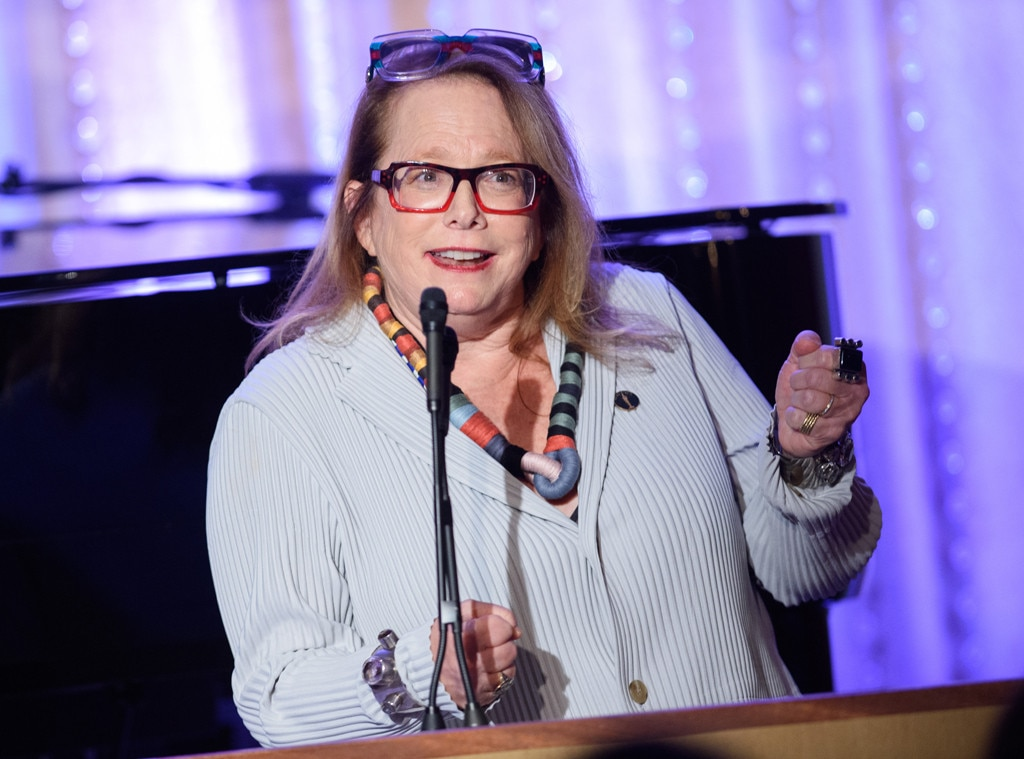 "Laura Karpman -  The Emmy award-winning composer was one of the presenters at the luncheon, where she introduced ""radicals"" and ""warriors""  Lena Waithe  and  Hannah Gadsby  as speakers for the event."