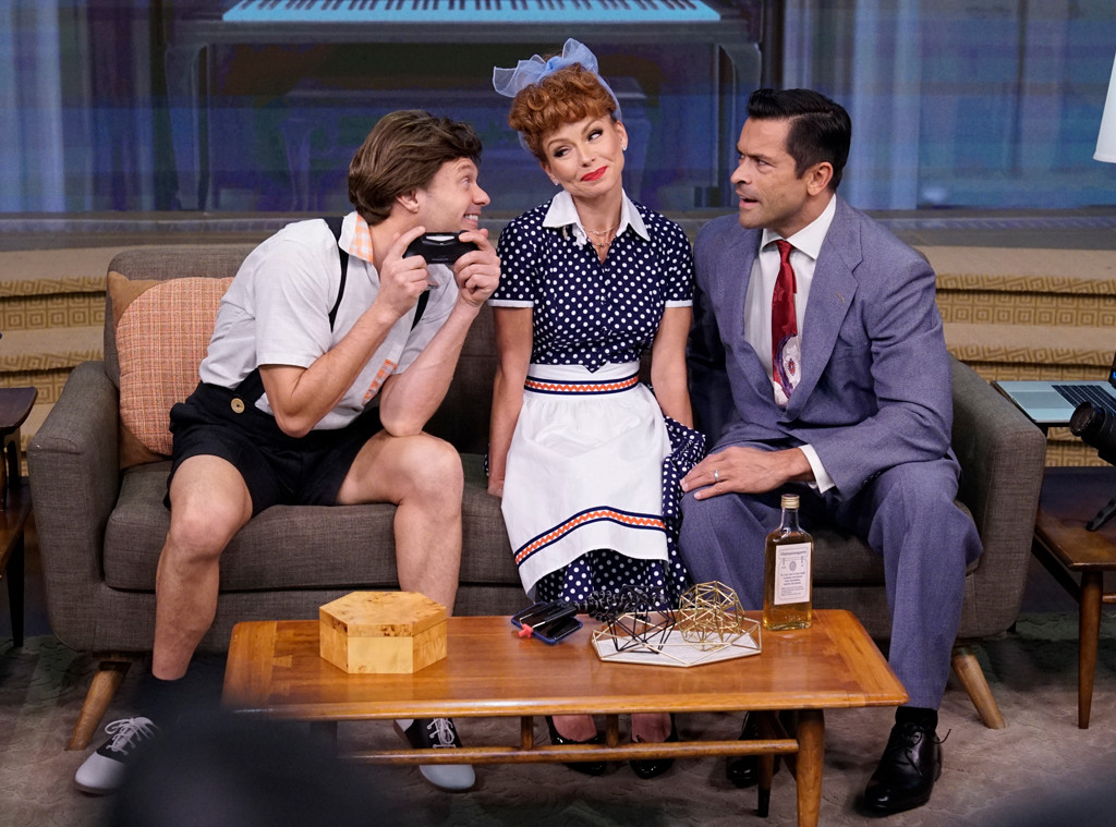 Kelly Ripa, Ryan Seacrest, Live with Kelly and Ryan, Halloween