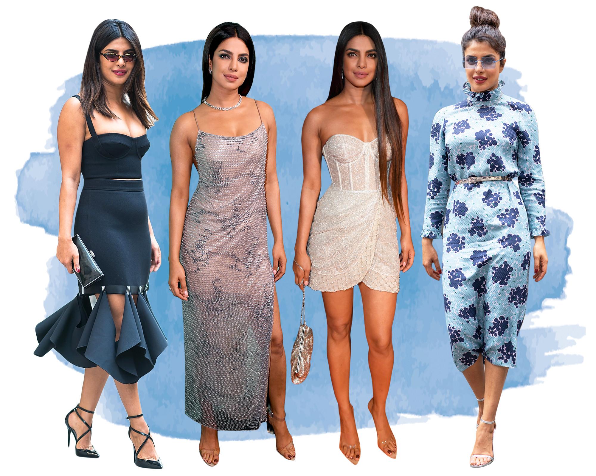 Priyanka Chopra In Fashion Last Scene