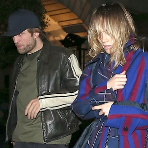 Suki Waterhouse, Robert Pattinson