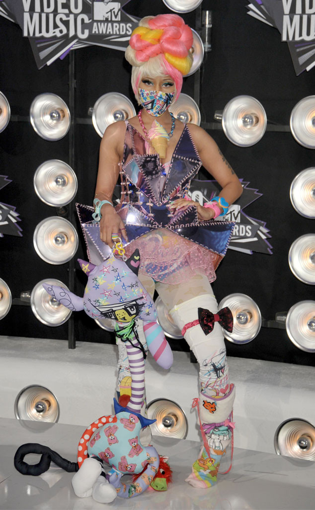 Nicki Minaj Is the Queen of Sexy Style: See Her Most Outrageous Fashion Looks through the Years!