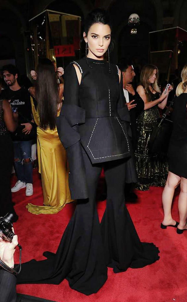 ESC: Harpers Bazaar Icon Party, Kendall Jenner