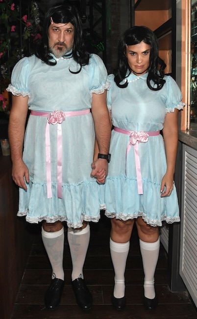 Joey Fatone, Halloween