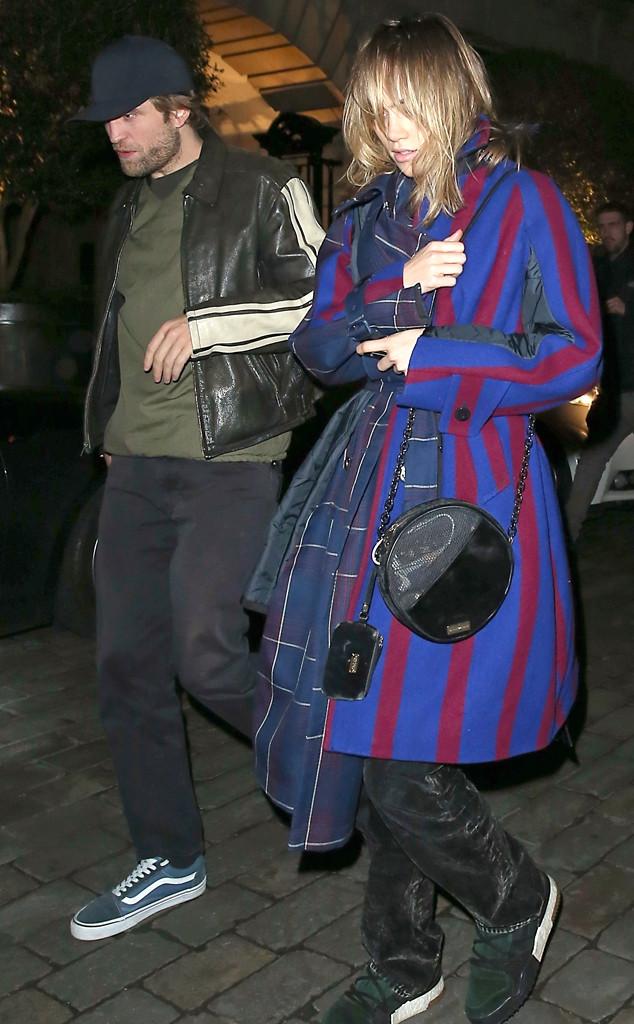 Suki Waterhouse, Robert Pattinson