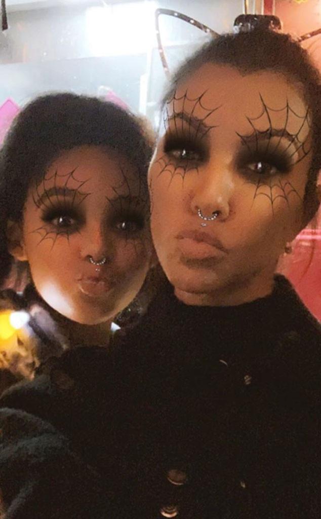 Kourtney Kardashian, Halloween