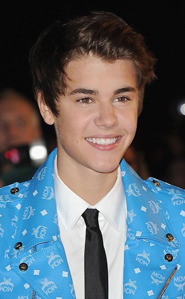 Justin Bieber, Hair, 2012