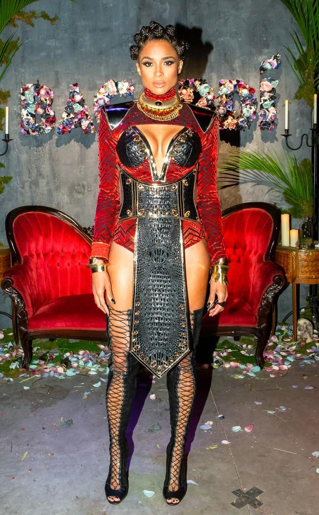 Ciara, Halloween 2018