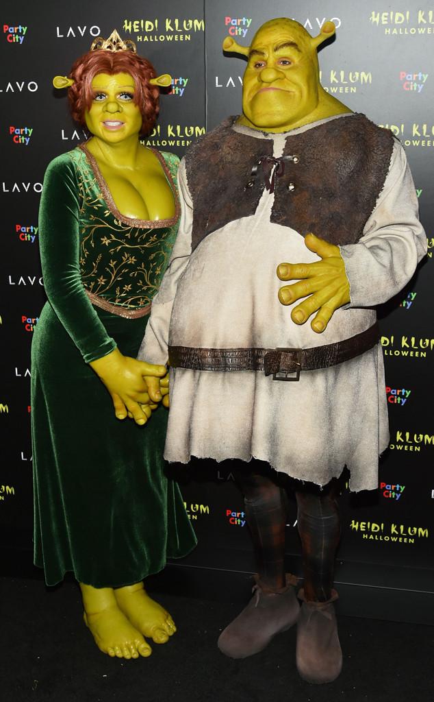 Heidi Klum, Tom Kaulitz, Heidi Klum's Annual Halloween Party