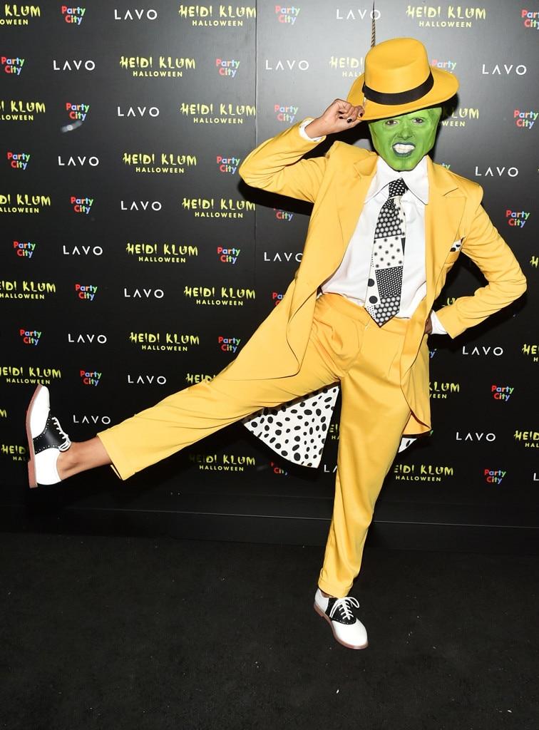 Kat Graham, Heidi Klum's Annual Halloween Party