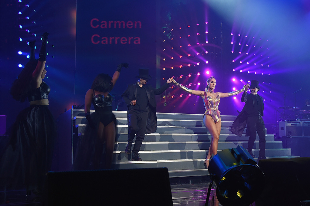 Carmen Carrera, The Liberation Tour