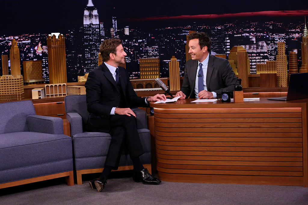 Bradley Cooper, The Tonight Show Starring Jimmy Fallon
