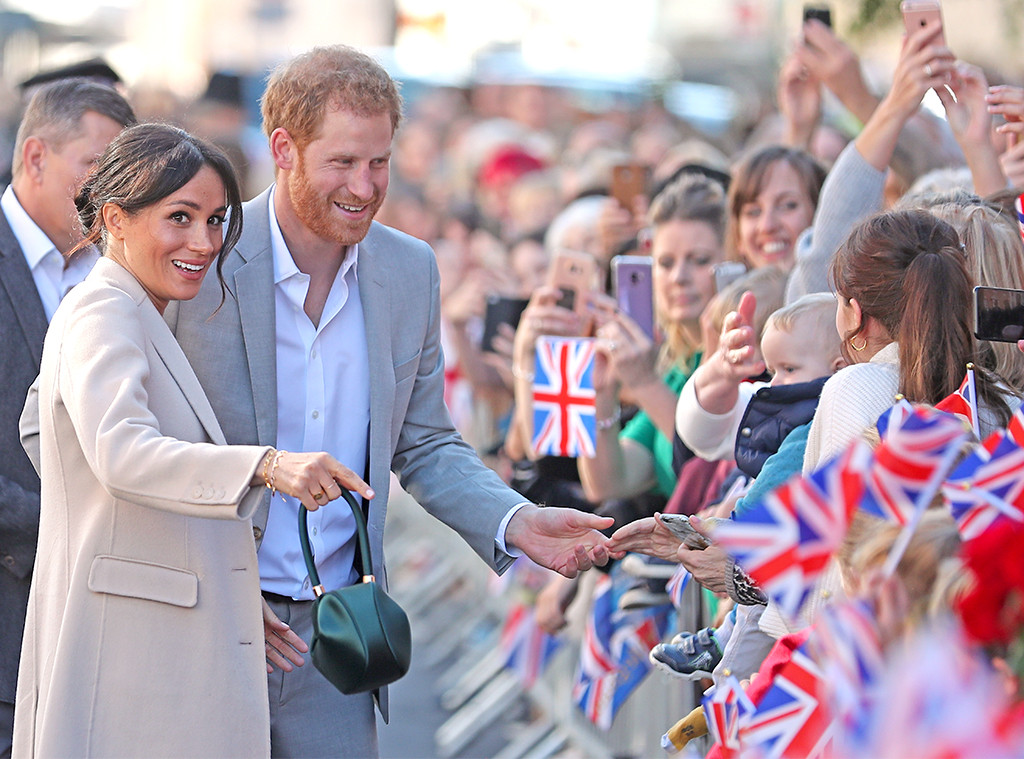 Meghan Markle, Prince Harry, Fans