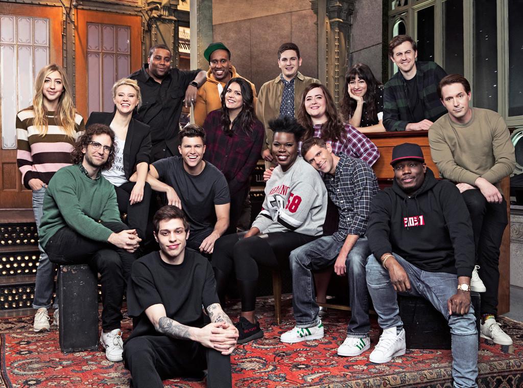 Saturday Night Live Season 43 Cast