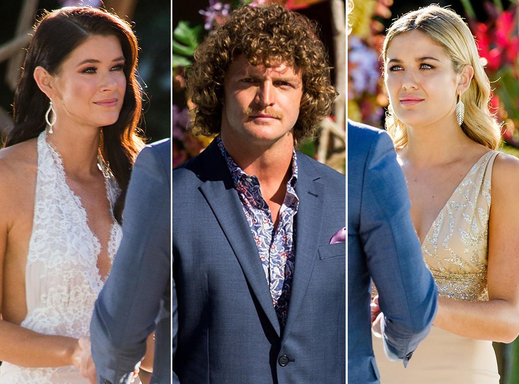 The Bachelor Australia, Nick Cummins, Sophie Tieman, Brittany Hockley