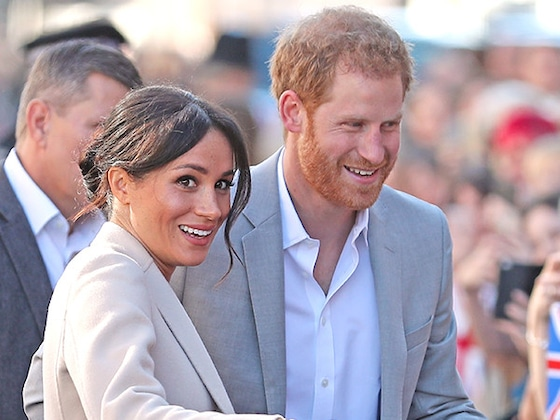 This Is What Prince Harry and Meghan Markle's Royal Baby Could Look Like