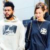 ESC: The Weeknd, Bella Hadid