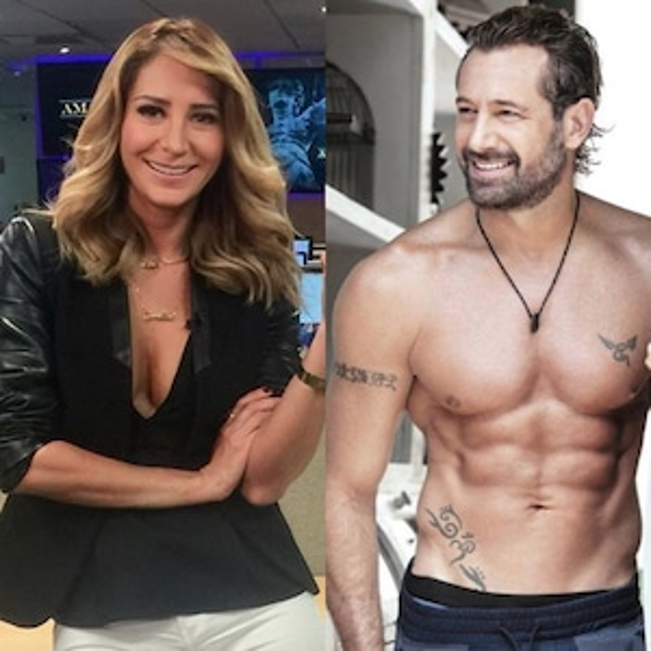 Geraldine Bazan, Gabriel Soto