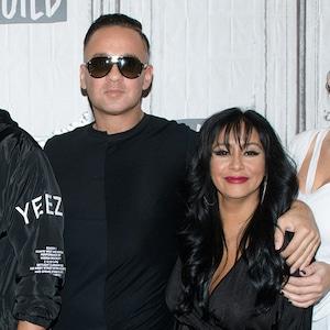 Mike 'The Situation' Sorrentino, Nicole 'Snooki' Polizzi