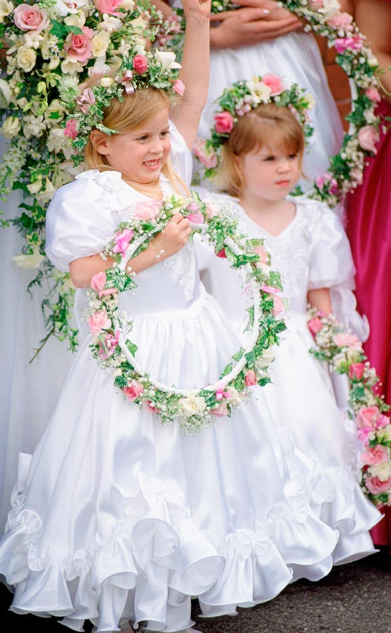 ESC: Princess Eugenie, Princess Beatrice of York