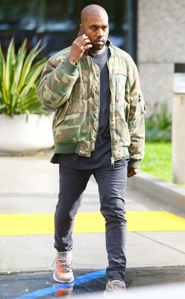 ESC: Kanye West