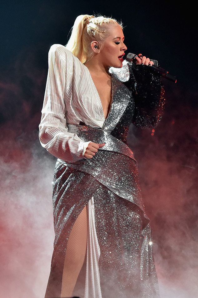 Christina Aguilera, The Liberation Tour