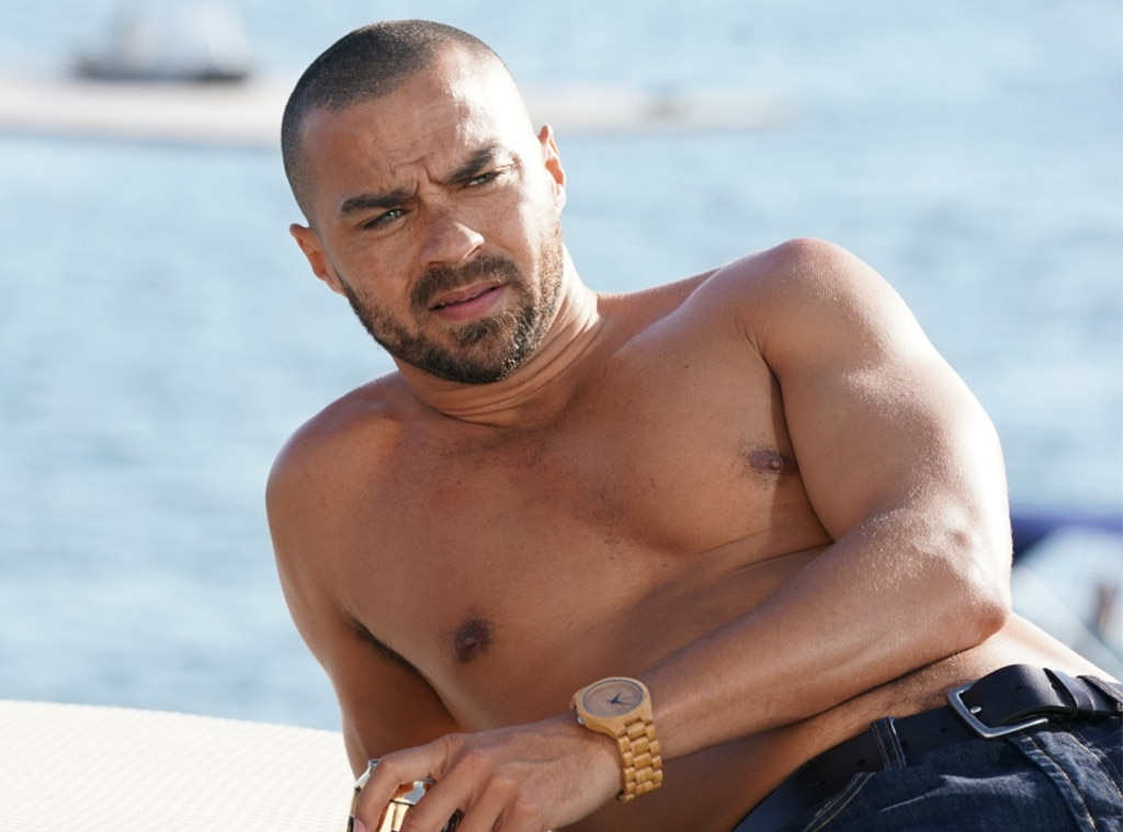 Dr. Jackson Avery from Grey\'s Anatomy\'s Hot Shirtless Docs | E! News