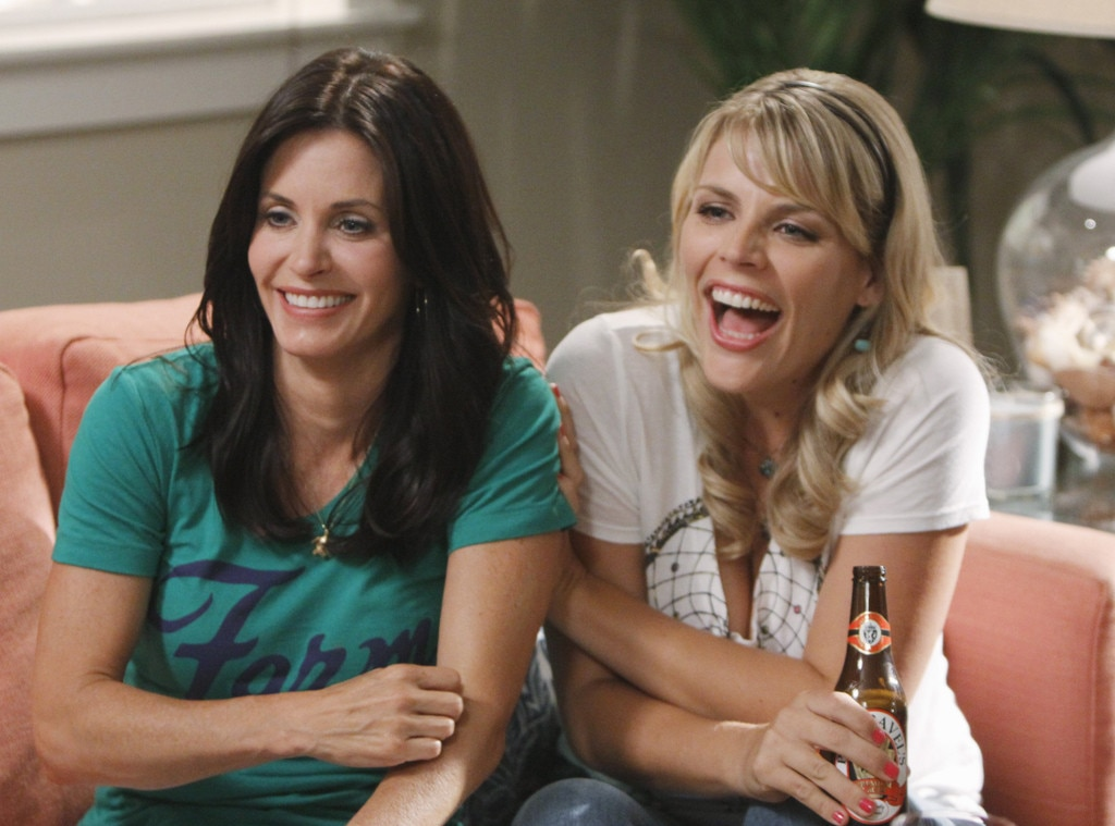Cougar Town  -  Busy had us laughing out loud in this  Courteney Cox -led sitcom.