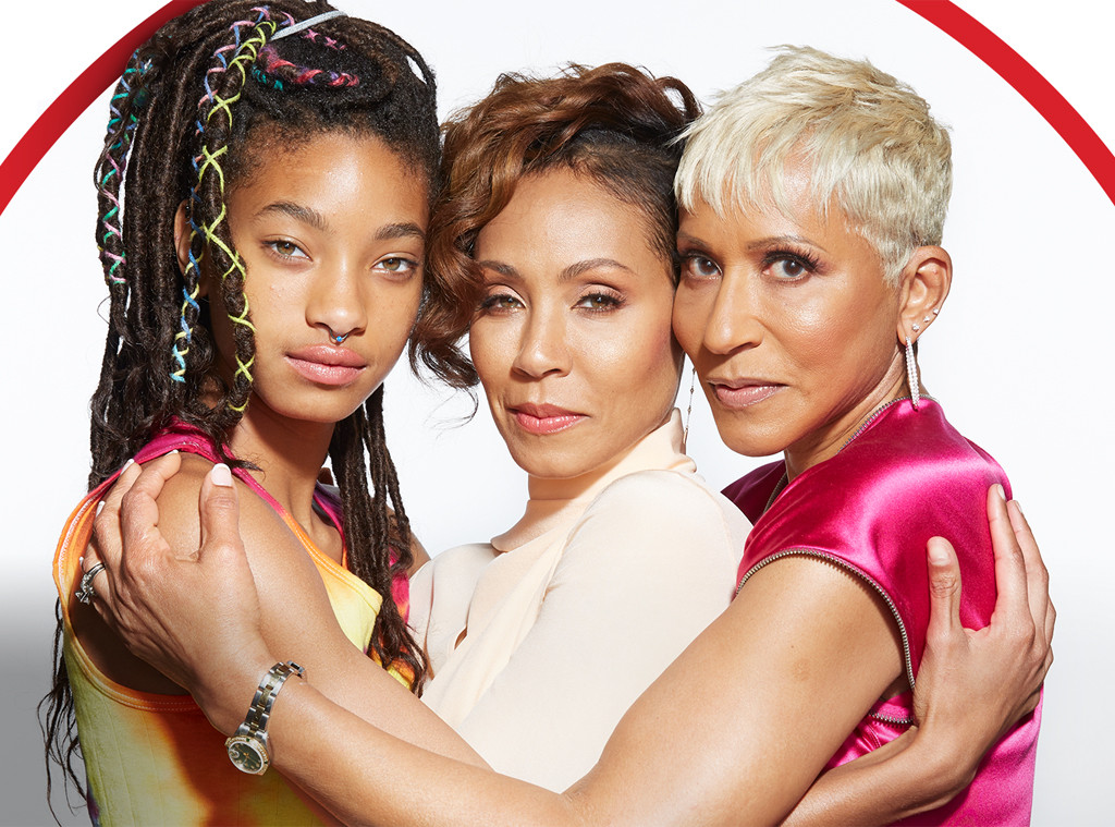 Red Table Talk, Jada Pinkett Smith, Willow Smith, Adrienne Banfield-Jones