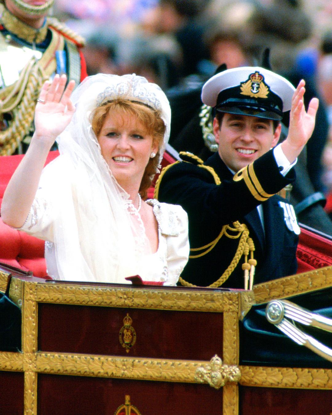 ESC: The Duke and Duchess of York