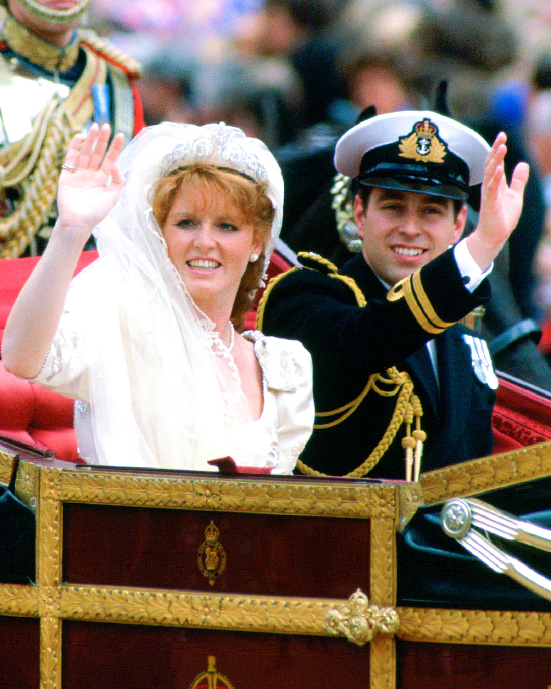 ESC: The Duke and Duchess of York