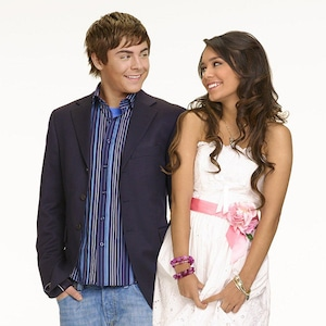 High School Musical, Then and Now, Zac Efron, Vanessa Hudgens