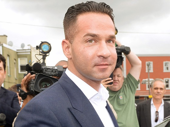 Mike Sorrentino Gets Love From Co-Stars as He Begins 2nd Month of Prison Sentence