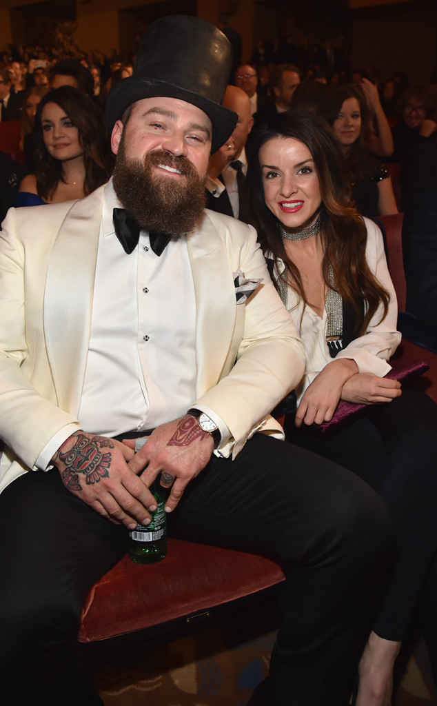 Zac Brown, Shelly Brown