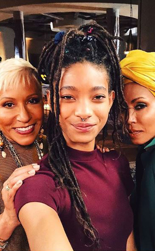 Red Table Talk, Jada Pinkett Smith, Willow Smith, Adrienne Banfield Norris