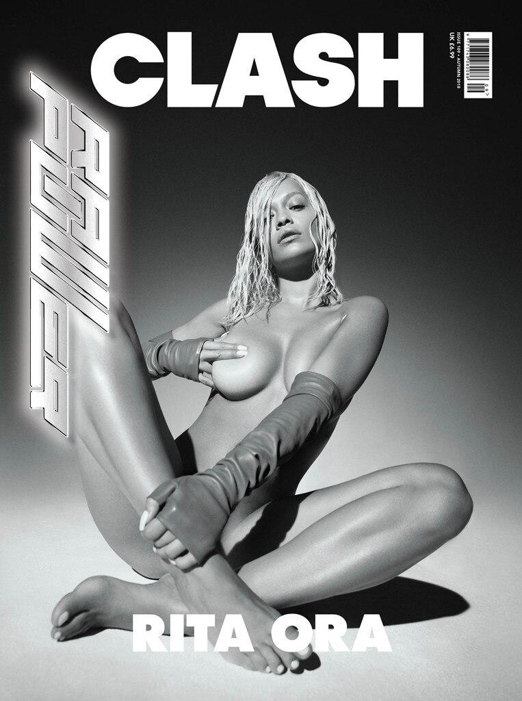 Rita Ora, Clash Magazine