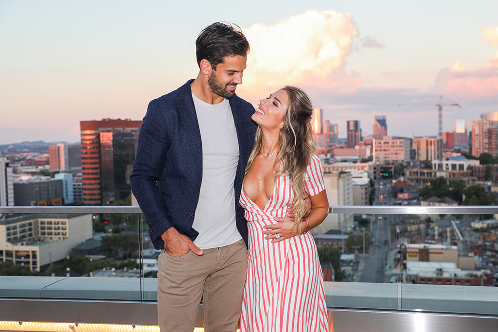 Jessie James Decker, Eric Decker, Book Release Party