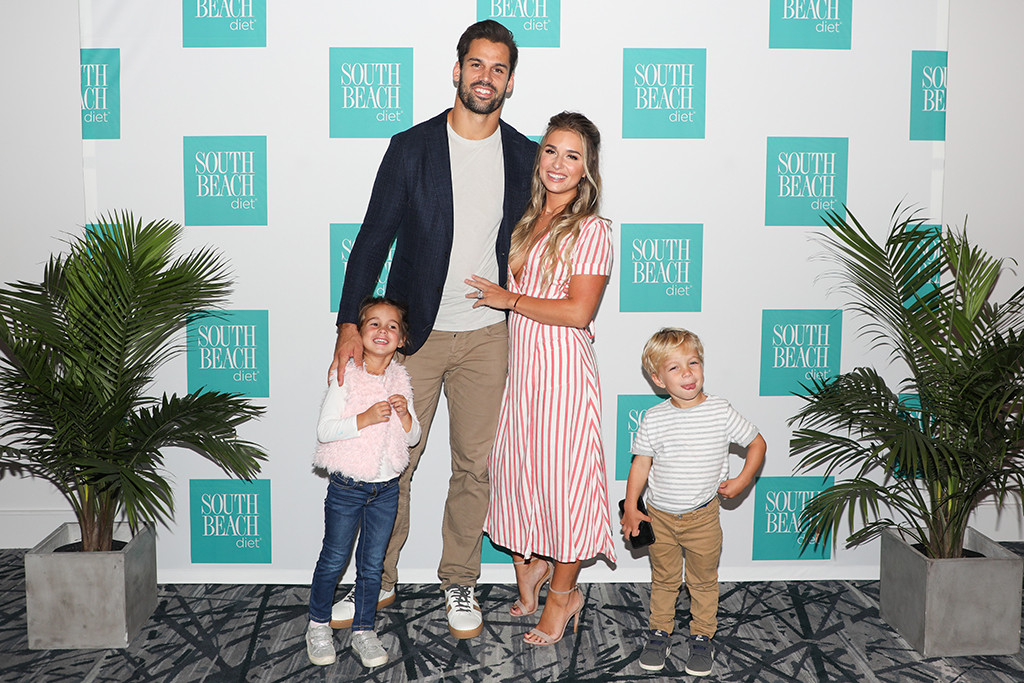 Jessie James Decker, Eric Decker, Vivianne Decker, Eric Decker Jr., Book Release Party