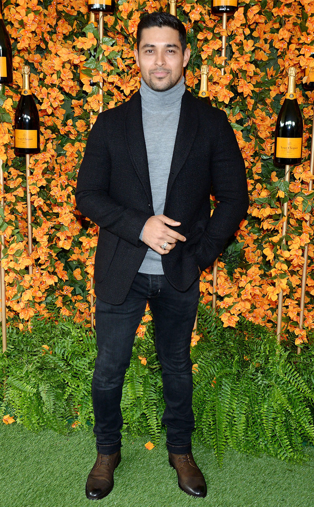 Olivia Wilde, Ellen Pompeo, Justin Hartley and More Celebs Attend the Veuve Clicquot Polo Classic