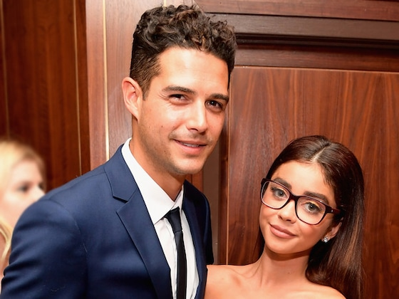 Every Time Wells Adams Has Defended Sarah Hyland on Instagram
