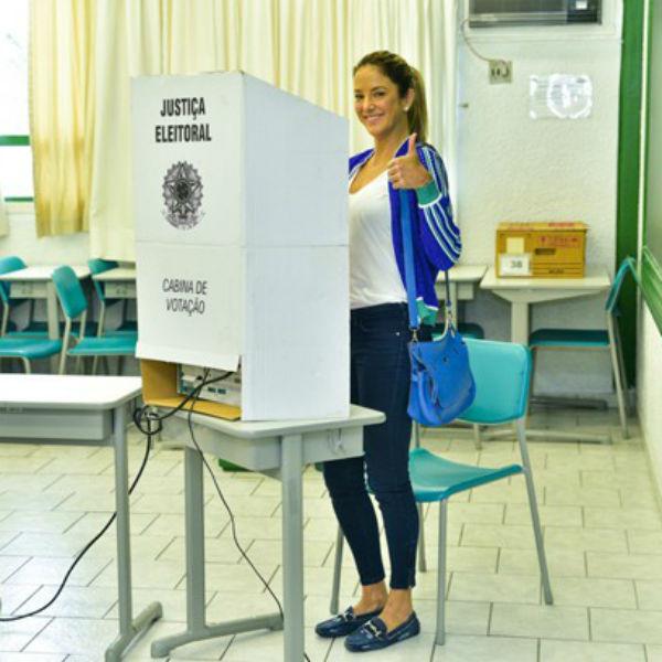 Famosos Eleições 2018
