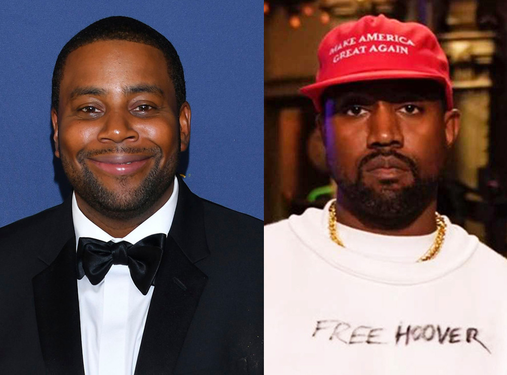 Kenan Thompson, Kanye West, SNL