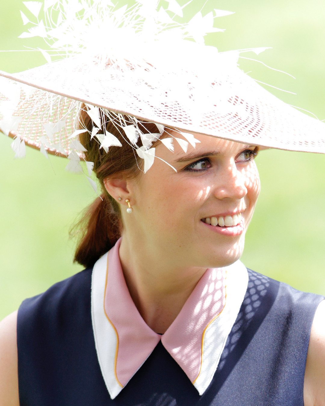 What Princess Eugenie's Royal Wedding Gown May Look Like