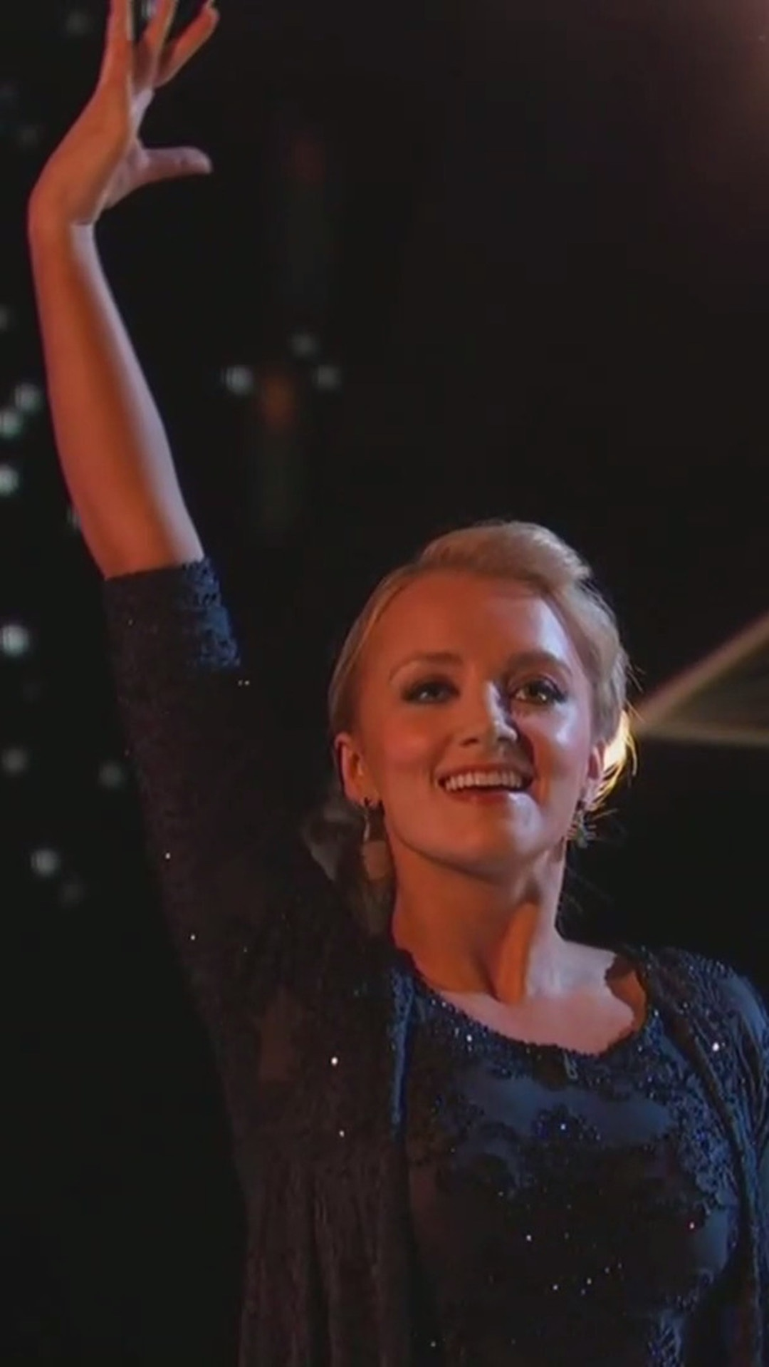Dancing with the Stars, Evanna Lynch