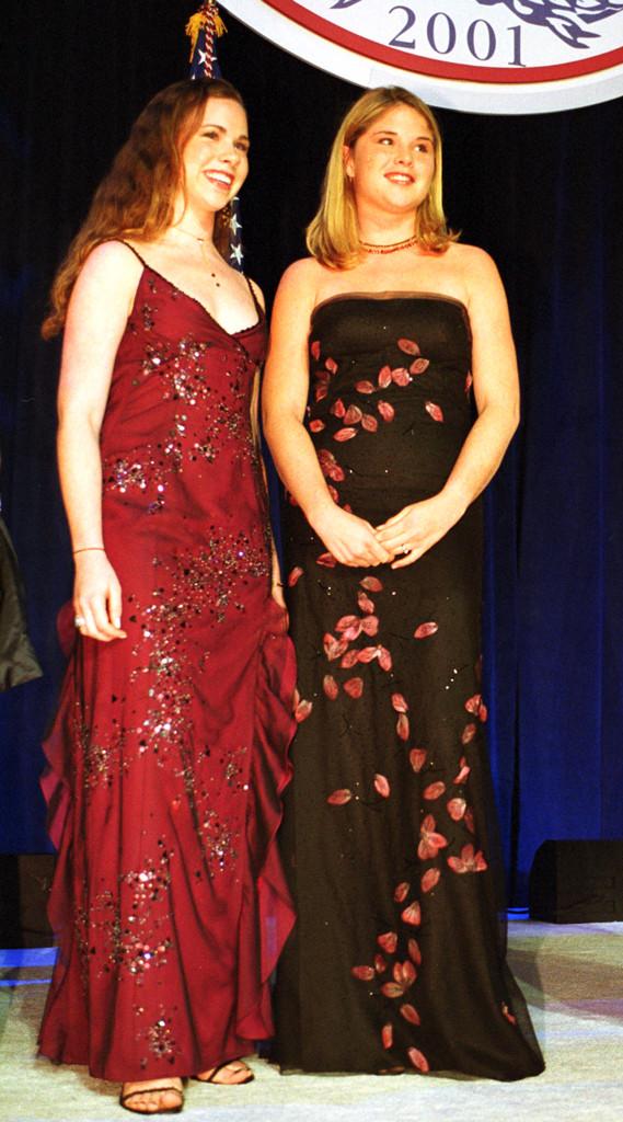 Defying A Dynasty Jenna And Barbara Bush S Unexpected