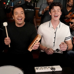 Shawn Mendes, Jimmy Fallon, Tonight Show