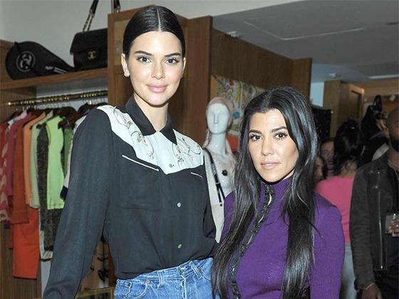 Os melhores looks das irmãs Kardashian-Jenner