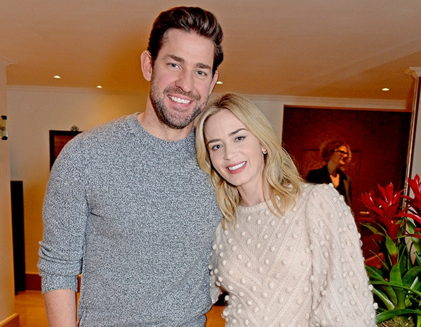 See Emily Blunt And John Krasinski's Most Adorable Moments